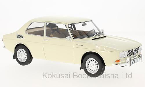 1/18 サーブ 99 1971 ベージュ[BoS Models]【送料無料】《11月仮予約》