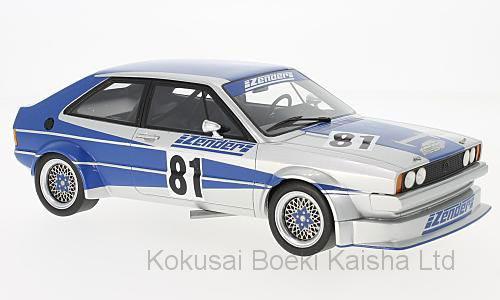 1/18 VW シロッコ I 1978年Zender GRC Gr. 2 No.81[BoS Models]【送料無料】《11月仮予約》