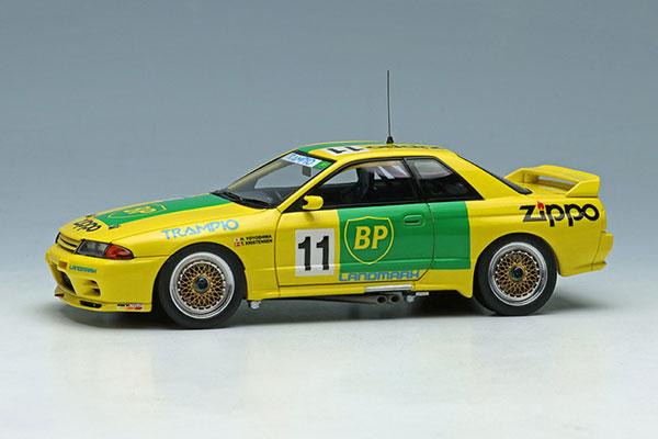 1/43 日産 スカイライン GT-R (BNR32) Gr.A BPオイル トランピオ インターTEC 富士 1993 ウィナー[メイクアップ]【送料無料】《04月予約※暫定》