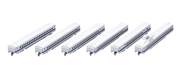 98661 JR 300 3000系東海道・山陽新幹線(後期型)増結セットB(6両)[TOMIX]【送料無料】《01月予約》