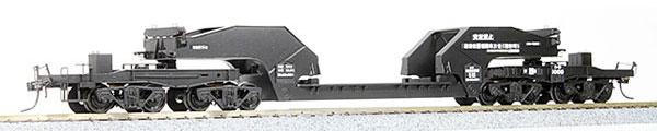 16番 シキ1000形 大物車 (D2桁仕様) 組立キット[ワールド工芸]【送料無料】《在庫切れ》