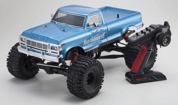 EP MT-4WD r/s マッドクラッシャー VE(再販)[京商]【送料無料】《06月仮予約》