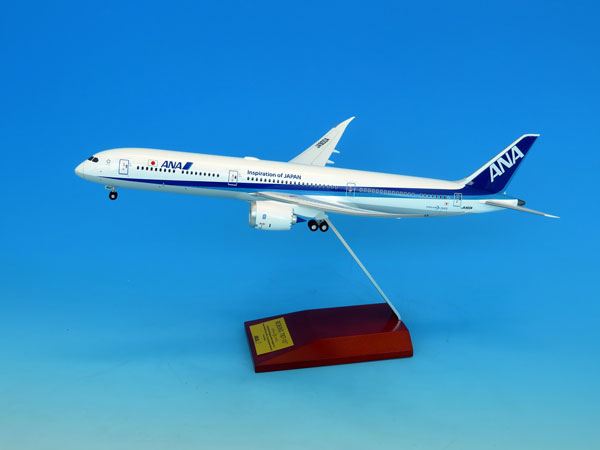 1/200 787-10 JA900A 完成品(WiFiレドーム・ギアつき)[全日空商事]《06月予約※暫定》