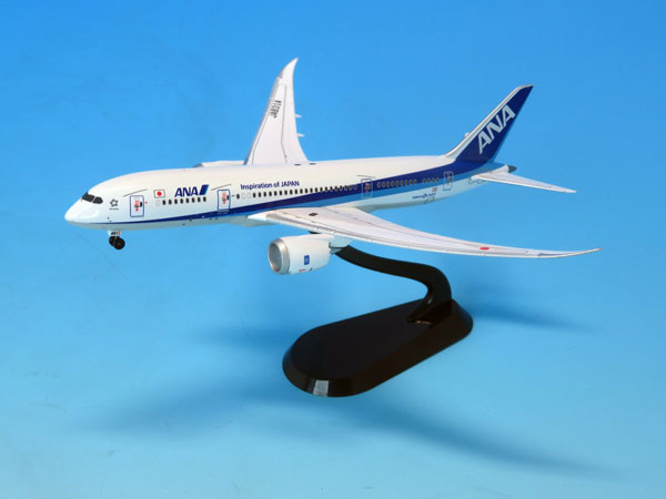1/400 787-8 JA831A ANA IOJ 塗装(ギアつき) ABS樹脂完成品[全日空商事]《02月予約※暫定》