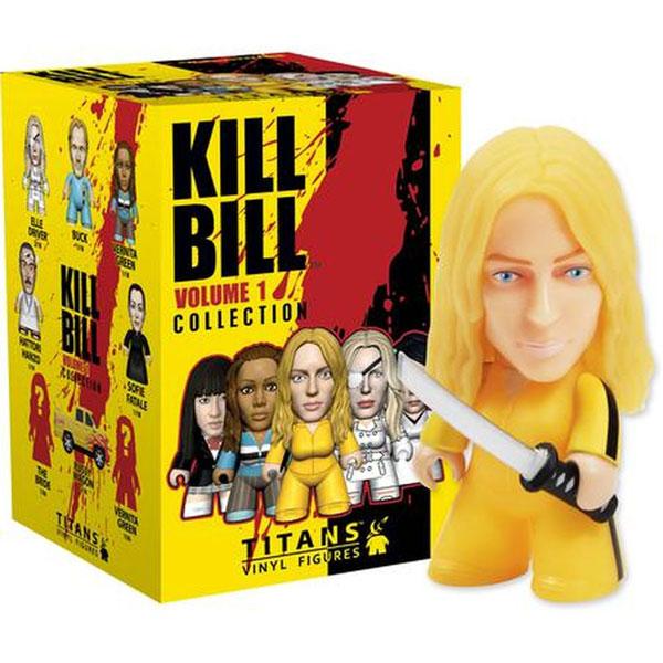 3インチ デフォルメフィギュアシリーズ キル・ビル Vol.1 コレクション 18個入りBOX[タイタン]【送料無料】《在庫切れ》