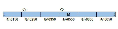 宅配 30805 西武6000系アルミ車(6156編成・機器更新車)基本6両編成セット(動力付き)[グリーンマックス] 30805【送料無料】《04月予約》, べるえぽ:9c1accd6 --- canoncity.azurewebsites.net