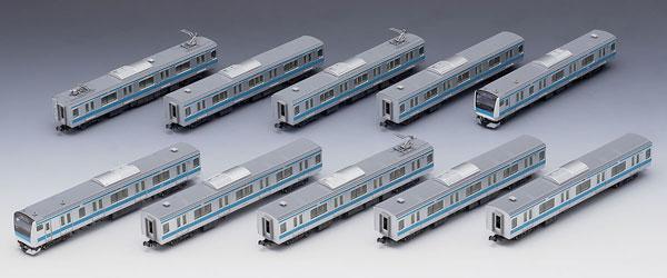 97909 限定品 JR E233 1000系通勤電車(京浜東北線・131編成)セット(10両)[TOMIX]【送料無料】《発売済・在庫品》