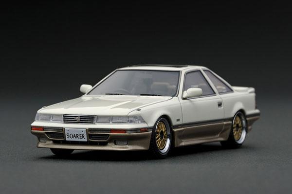 【驚きの値段】 1/43 トヨタ ソアラ (Z20) 3.0GT-LIMITED White/Silver[イグニッションモデル]《在庫切れ》, ロジテックダイレクト@ 3e5b1ebb