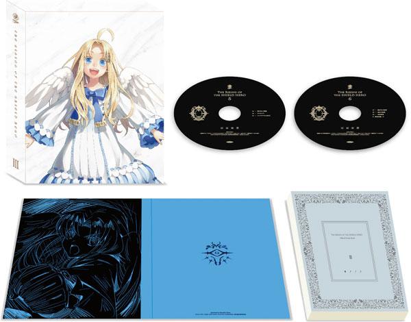 DVD 盾の勇者の成り上がり DVD BOX 3巻[KADOKAWA]《06月予約》