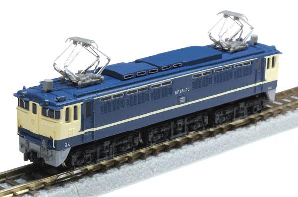 T035-1 国鉄 EF65形電気機関車 1000番代 1001号機[ロクハン]【送料無料】《08月予約》