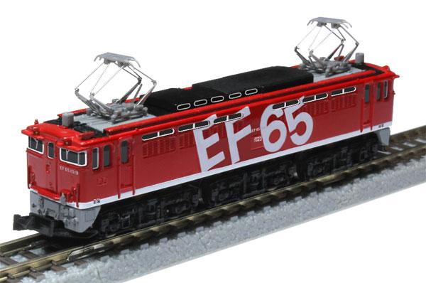 T035-2 EF65形電気機関車1000番代 1019号機 レインボー塗装[ロクハン]【送料無料】《発売済・在庫品》