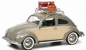1/43 VW ビートル Ovali ピクニック[シュコー]《05月予約※暫定》