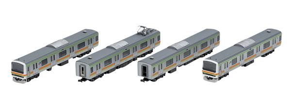 98321 JR 209 3500系通勤電車(川越・八高線)セット(4両)[TOMIX]【送料無料】《04月予約》