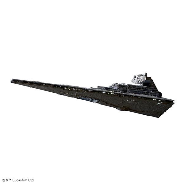 1/5000 スター・デストロイヤー [ライティングモデル] 初回生産限定版 プラモデル 『スター・ウォーズ』[BANDAI SPIRITS]《09月予約》