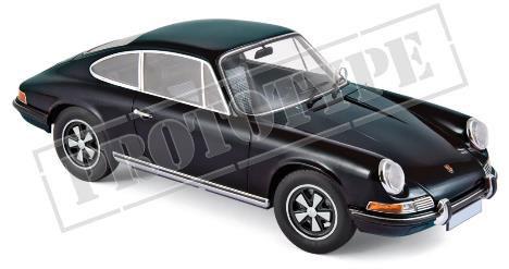1/18 ポルシェ 911 S 1973 ブラック[ノレブ]《07月仮予約》