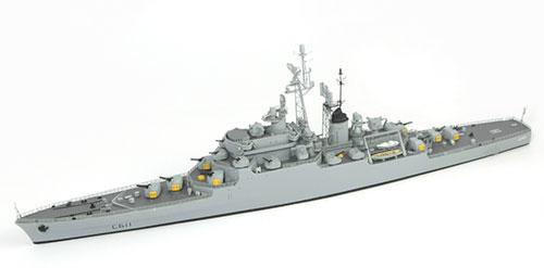 1/700 仏海軍 防空巡洋艦コルベール(C-611)1964 レジンキット[ニコモデル]《04月予約※暫定》