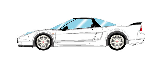 1/43 ホンダNSX-R (NA2) 2002 グランプリホワイト(レッドシート)[メイクアップ]【送料無料】《06月予約※暫定》