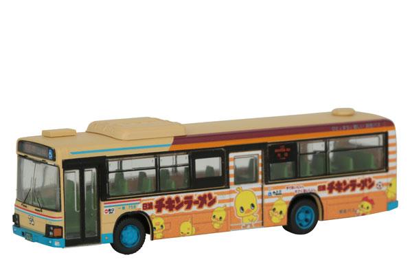 ザ・バスコレクション 阪急バス チキンラーメンひよこちゃんラッピングバスタイプ[トミーテック]《発売済・在庫品》
