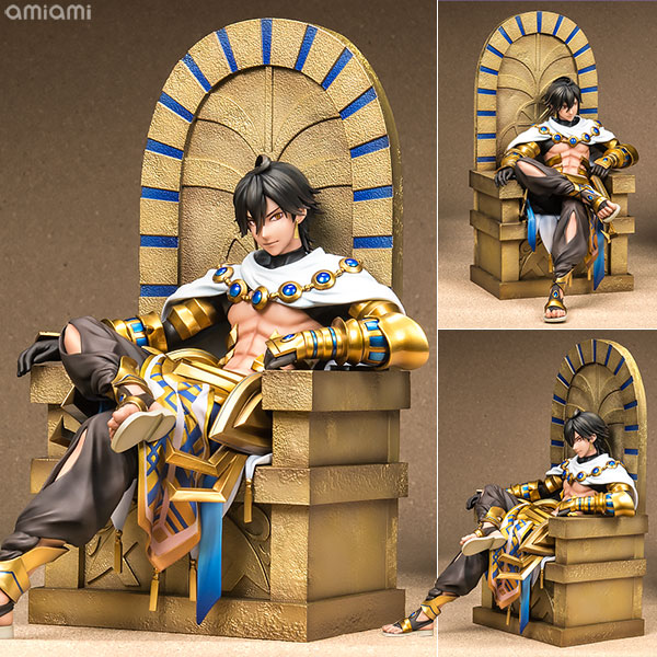 【限定販売】Fate/Grand Order ライダー/オジマンディアス 1/8 完成品フィギュア[メガハウス]《09月予約》