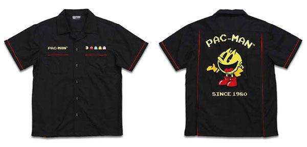 PAC-MAN ゲーセン刺繍シャツ(S)[リペアー]《05月予約》