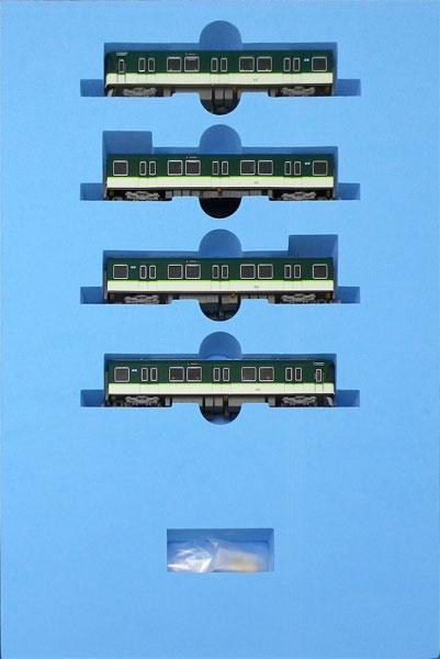A8363 京阪800系・新塗装 4両セット[マイクロエース]【送料無料】《在庫切れ》