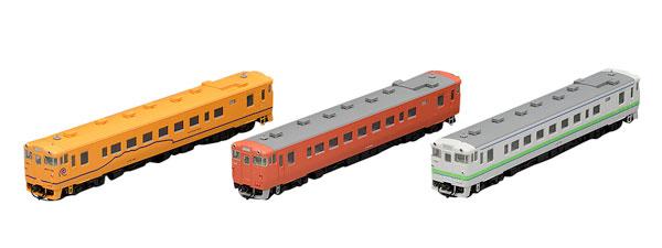 98336 道南いさりび鉄道 キハ40 1700形ディーゼルカーセット(3両)[TOMIX]【送料無料】《発売済・在庫品》