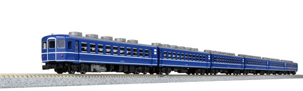 10-1550 12系急行形客車 国鉄仕様 6両セット[KATO]《発売済・在庫品》