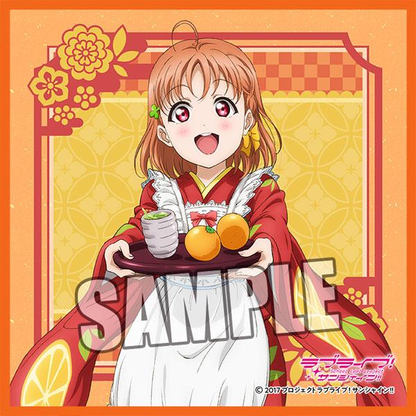 Amiami A Love Live Sunshine Microfiber Mini Towel Song Of High