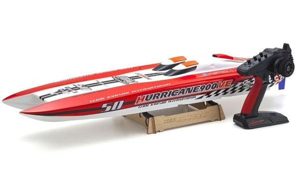 ハリケーン900VE r/s KT-231P+ バッテリー/充電器無[京商]【送料無料】《在庫切れ》