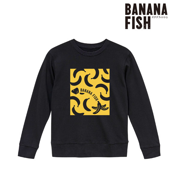 BANANA FISH トレーナー/メンズ XL(再販)[アルマビアンカ]《04月予約》