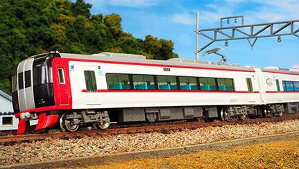 30843 名鉄2200系3次車(前面窓透過タイプ・車番選択式)6両編成セット(動力付き)[グリーンマックス]【送料無料】《09月予約》