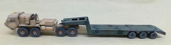1/72 米軍 1/72 米軍 M983A2 HEMTT トラクター トラクター とM870A1トレーラー 2010年代[モデルコレクト]《06月予約※暫定》, 足柄下郡:87e0f5d7 --- economiadigital.org.br