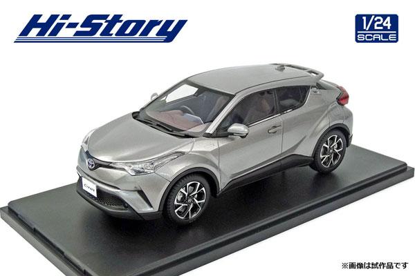 1/24 Toyota C-HR G (2017) メタルストリームメタリック[ハイストーリー]《07月予約※暫定》