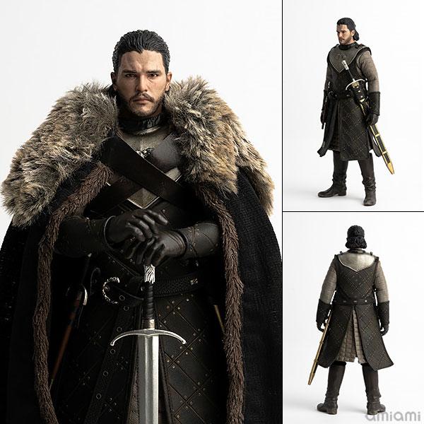 Game of Thrones JON SNOW(Season 8) (ジョン・スノウ シーズン8) 1/6 可動フィギュア[スリー・ゼロ]【送料無料】《11月予約》