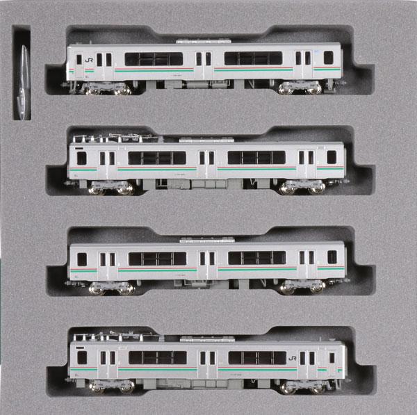 10-1553 701系1000番台 仙台色 4両セット[KATO]【送料無料】《発売済・在庫品》