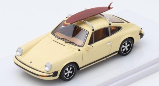 1/43 ポルシェ 911S 2.7 w/サーフボード[TSMモデル]《11月予約※暫定》