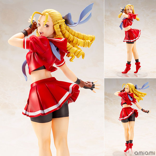 STREET FIGHTER美少女 かりん 1/7 完成品フィギュア[コトブキヤ]《11月予約》