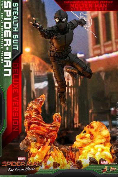 ムービー・マスターピース Far From Home 1/6 スパイダーマン DX版 延期前倒可能性大[ホットトイズ]【同梱不可】【送料無料】《11月仮予約》