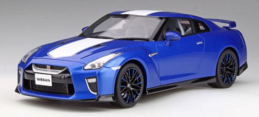 1/18 日産 GT-R 50th アニバーサリー(ブルー)[京商]《08月仮予約》