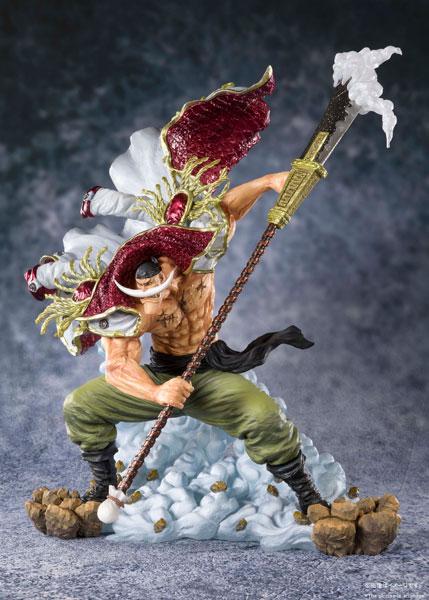 フィギュアーツZERO エドワード・ニューゲート -白ひげ海賊団船長- 『ワンピース』[BANDAI SPIRITS]《12月予約》