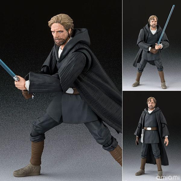 S.H.Figuarts ルーク・スカイウォーカー -バトル・オブ・クレイト Ver.- (STAR WARS:The Last Jedi)[BANDAI SPIRITS]《12月予約》