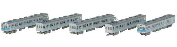 鉄道コレクション 営団地下鉄5000系 東西線・非冷房車 基本5両セットA[トミーテック]《12月予約》