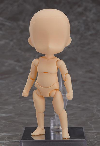 ねんどろいどどーる archetype:Boy (almond milk)[グッドスマイルカンパニー]《発売済・在庫品》