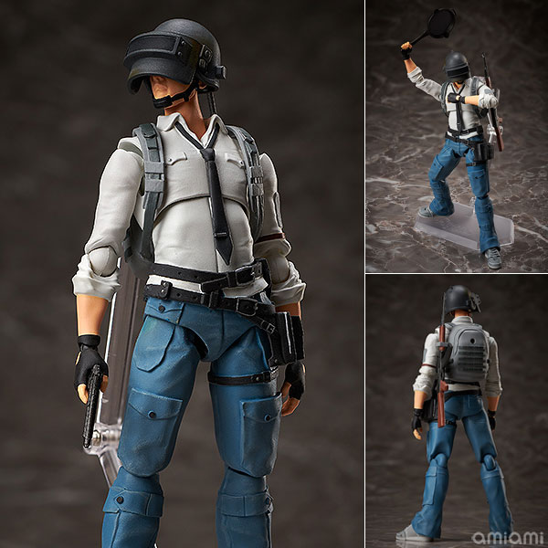 figma PLAYERUNKNOWN'S BATTLEGROUNDS The Lone Survivor[フリーイング]《05月予約》