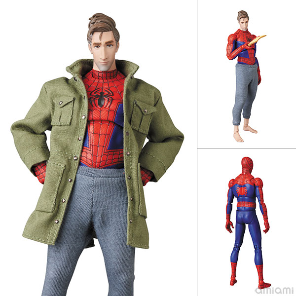 マフェックス No.109 MAFEX SPIDER-MAN(Peter B. Parker) 『SPIDER-MAN:INTO THE SPIDER-VERSE』[メディコム・トイ]《06月予約》
