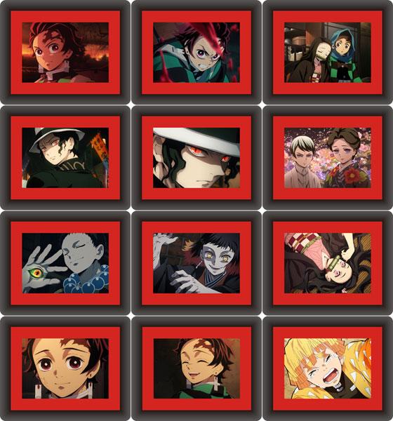 鬼滅の刃 コマコレ マグネットコレクション 第2弾 12個入BOX[ムービック]《発売済・在庫品》