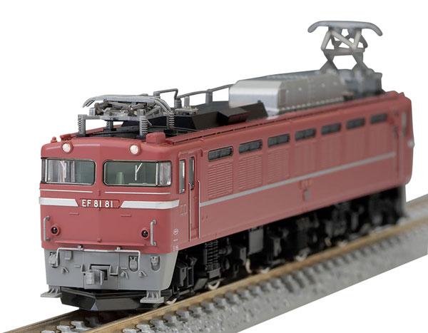7123 JR EF81形電気機関車 (81号機・復活お召塗装)[TOMIX]《発売済・在庫品》