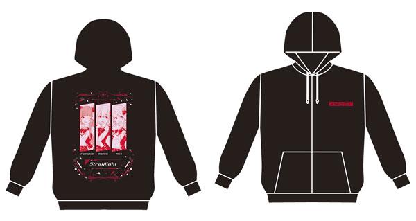 アイドルマスター シャイニーカラーズ ユニットパーカー ストレイライト[ムービック]《発売済・在庫品》