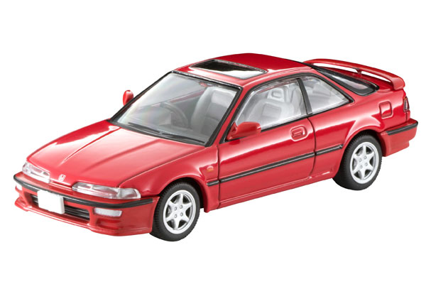 Tomica Limited Vintage NEO LV-N197a Honda Integra 3-door Coupe XSi Red