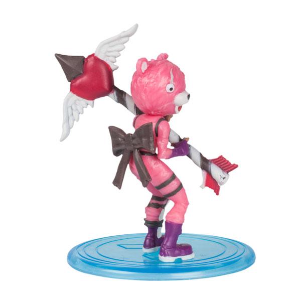 フォートナイト コレクションミニフィギュア 004 ピンクのクマちゃん[タカラトミー]《発売済・在庫品》